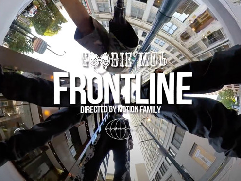 "Goodie Mob – ""Frontline"" (prod. Organized Noize)"