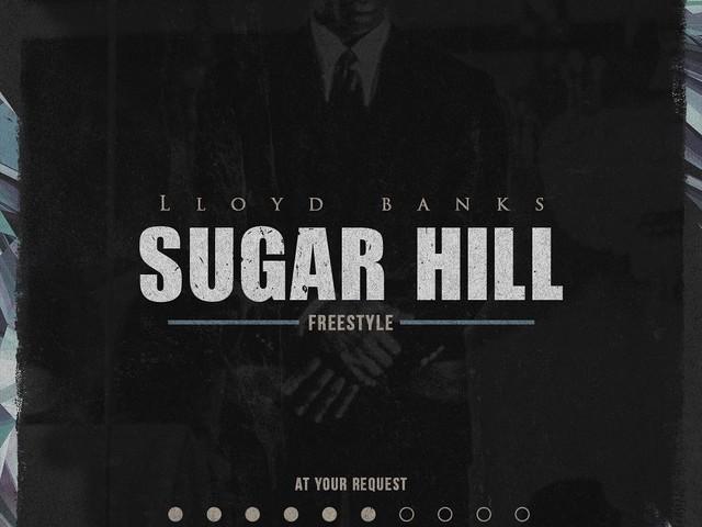 "Lloyd Banks Takes AZ's ""Sugar Hill"" For His 'AYR' Series"