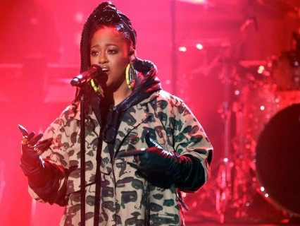 "The Tonight Show: Rapsody Performs ""Afeni"" Live With PJ Morton [Video]"