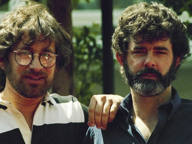 The Rivalry, Respect and Friendship Between George Lucas and Steven Spielberg