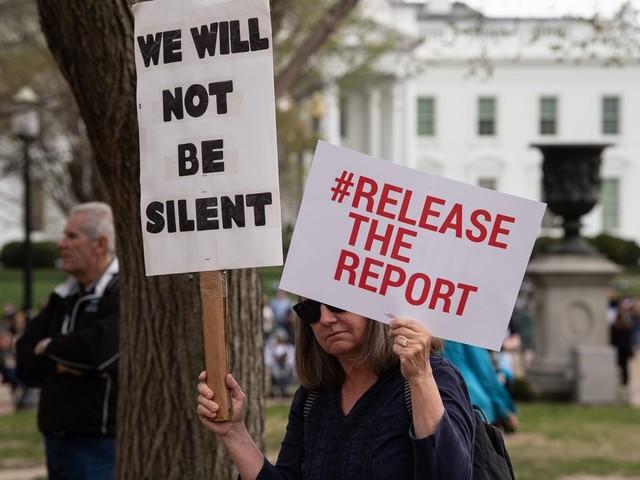 De spanning in de VS is om te snijden: vanmiddag wordt het Mueller-rapport eindelijk openbaar