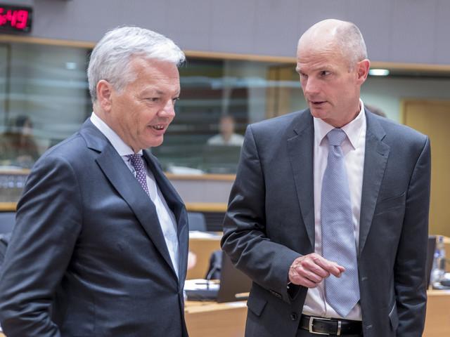 Blok: geen vertrouwen in Europese herverdeling asielzoekers