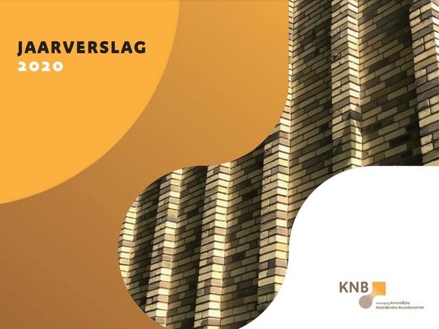 KNB Jaarverslag 2020: meer circulaire keramische geveloplossingen