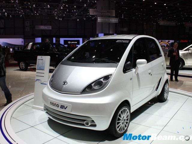 Tata Nano Electric Launch On 28th Nov As Jayem Neo