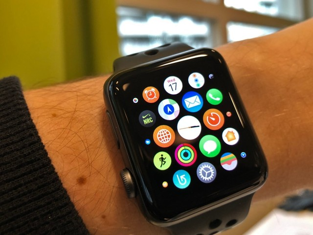 Tip: Zo hou je het homescreen van je Apple Watch geordend