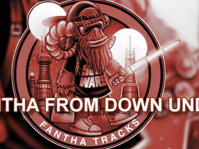 I talk about my first Star Wars experience on the latest episode of The Fantha From Down Under