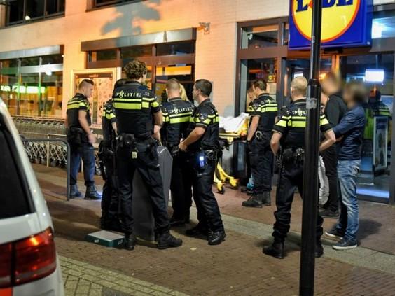Vechtpartij tijdens kermis Oisterwijk, man gewond naar ziekenhuis