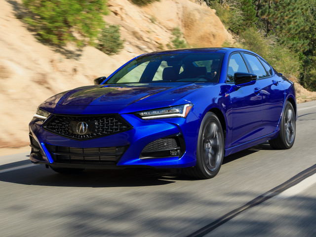 2021 Acura TLX First Drive Review: A stunning enthusiast's sedan