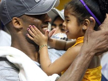 Mamba And Mambacita: 15 Iconic Images Of Kobe Bryant And His Daughter Gigi
