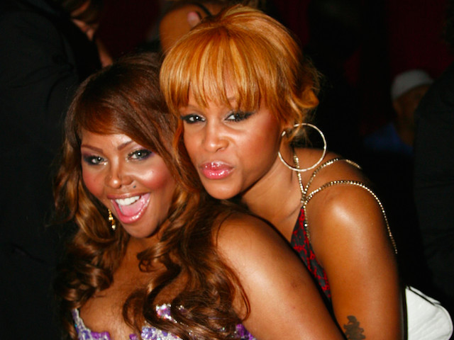 "Lil Kim Checks Eve Over Story She Blew Her Off Back In The Day, ""We Are Not Fighting"""