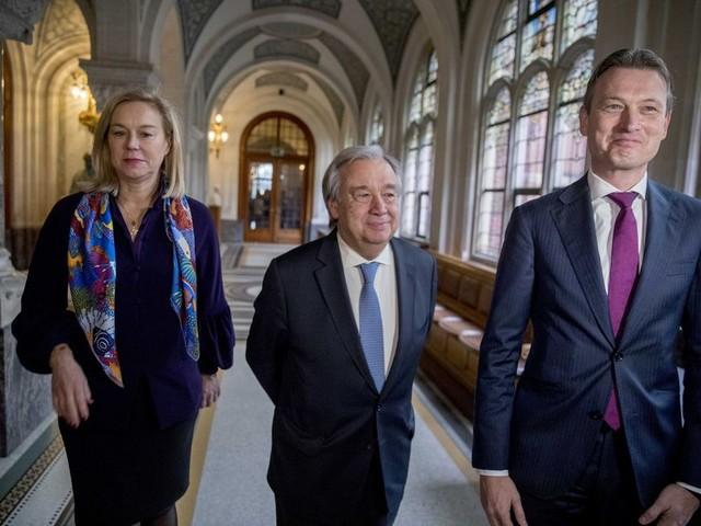 Nederland hoopt als lid van de Veiligheidsraad een brug te slaan tussen Rusland en de VS