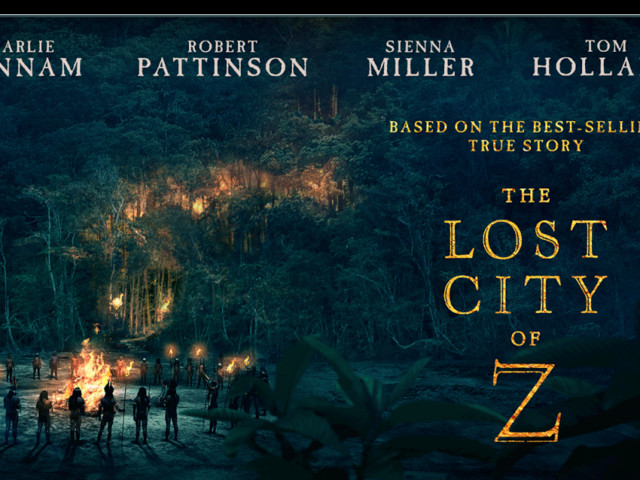 """Movie Review: """"The Lost City of Z"""" Is Like Indiana Jones Meets """"Masterpiece Theatre"""""""
