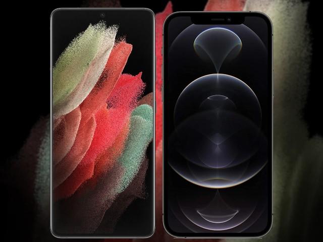 Samsung Galaxy S21 Ultra vs iPhone 12 Pro Max: camera, specs en meer vergeleken