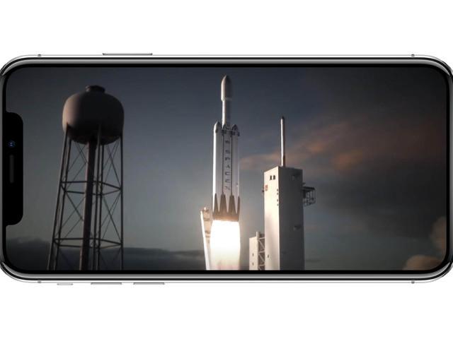 Opinie: Met video's kijken op de iPhone X mis je altijd een stukje beeld