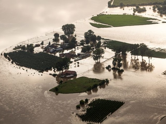 KNMI-rapport geeft urgentie klimaataanpak aan. 'Of je moet mogelijk delen van Nederland opgeven'