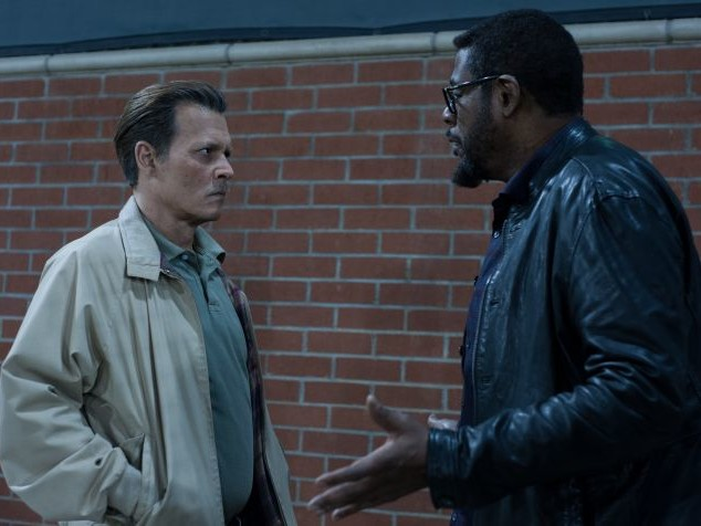 "Johnny Depp Hunts Notorious B.I.G's Killers in New Movie ""City Of Lies"""