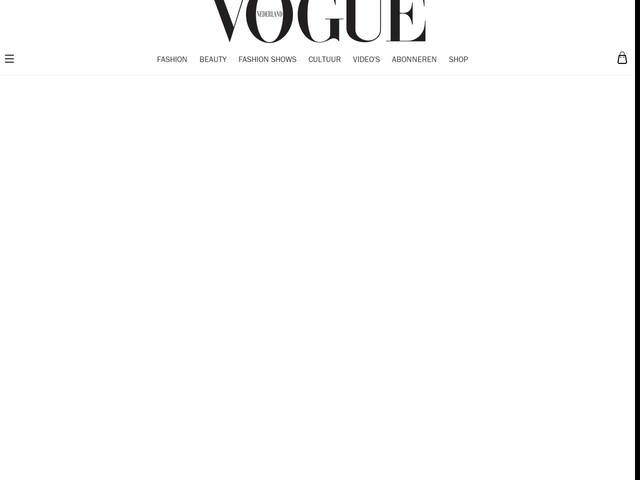 Vogue Cultuuragenda: week 38 2017