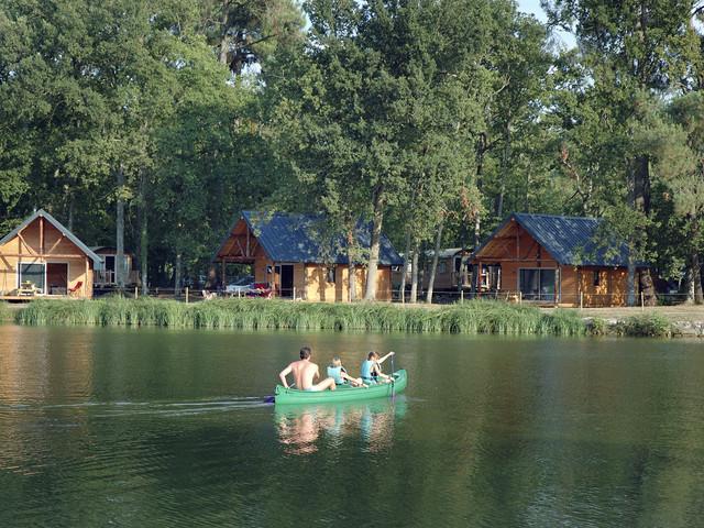 Zomer 2021: Huttopia opent nieuwe Village bij bossen en kastelen in Loirestreek