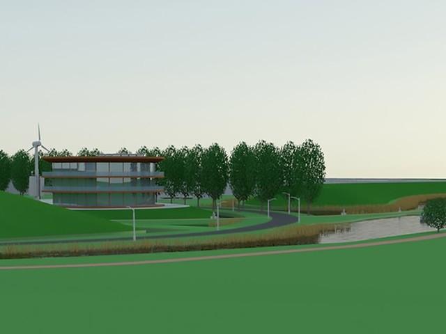 Bouw Energiecampus Leeuwarden gestart