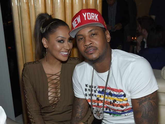 Want That Old Thing: A History Of Carmelo Trying His Damndest To Get Thicky Fine LaLa Back