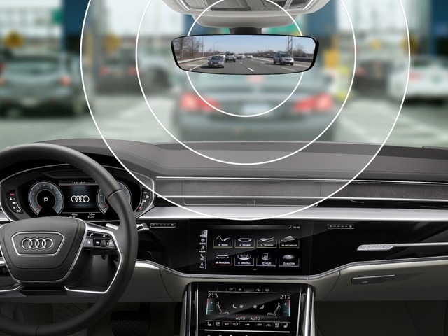 Audi launches the first vehicle-integrated toll technology