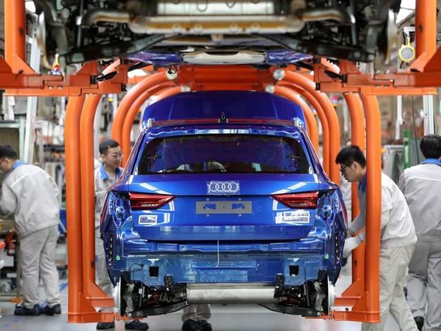 Europese autofabrikanten krijgen meer voet aan de grond in China