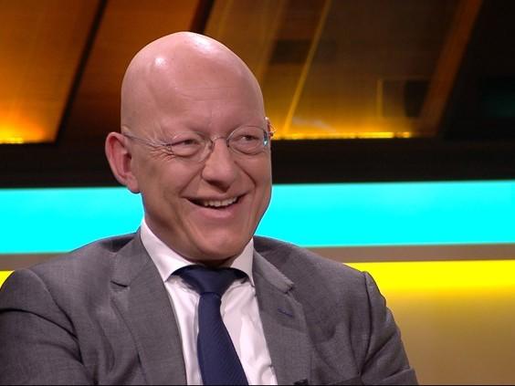 Burgemeester Houben: 'Het gaat steeds beter in Nuenen'