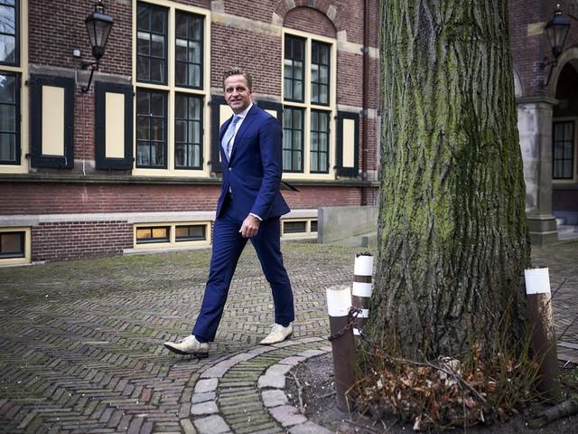 Nieuwe minister Hugo de Jonge is geen man van de softe aanpak