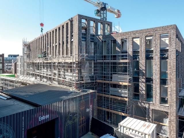 Prefab essentieel voor iconisch nieuwbouwproject in Arnhem