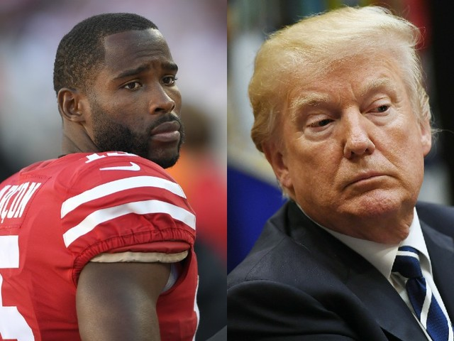 "Good Luck With That: Haitian Baller Pierre Garçon Forgives Racist ""Sh*thole"" Trump, Wants To Educate Him [Video]"