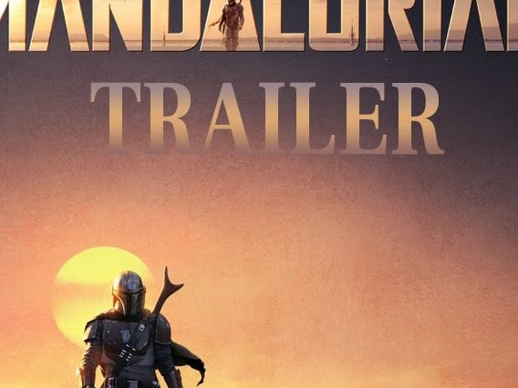 WATCH NOW: New Trailer Goes Live For The Mandalorian