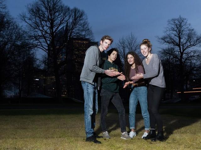 Nederlandse scholieren willen ook spijbelen voor klimaat