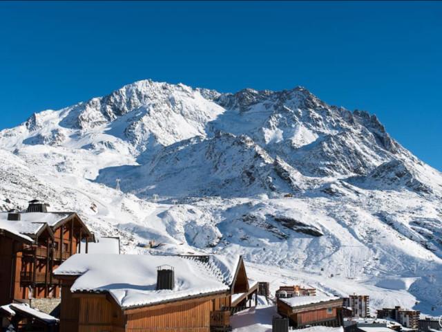 Opening ski-seizoen in Val Thorens