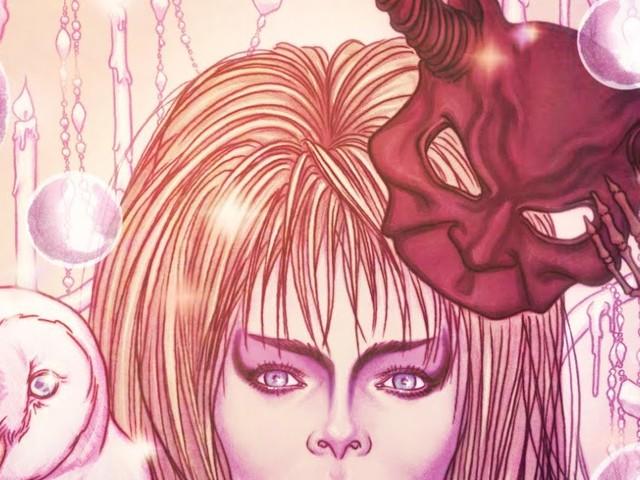BOOM! Studios Announces JIM HENSON'S LABYRINTH: MASQUERADE #1