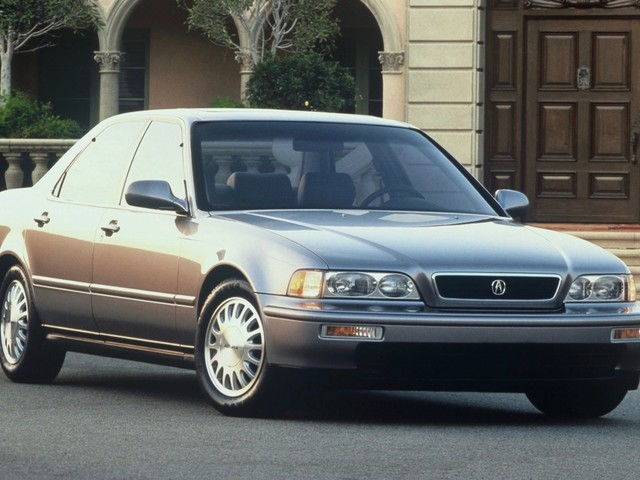 Is the Acura Legend coming back?