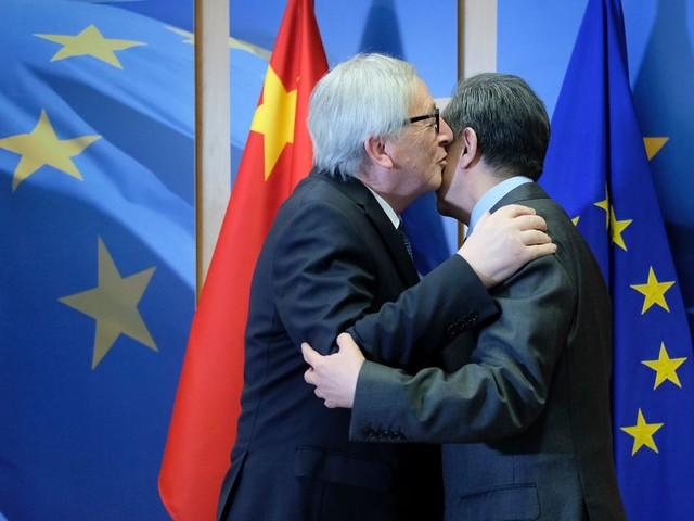 De EU wil eenheid in confrontatie met China
