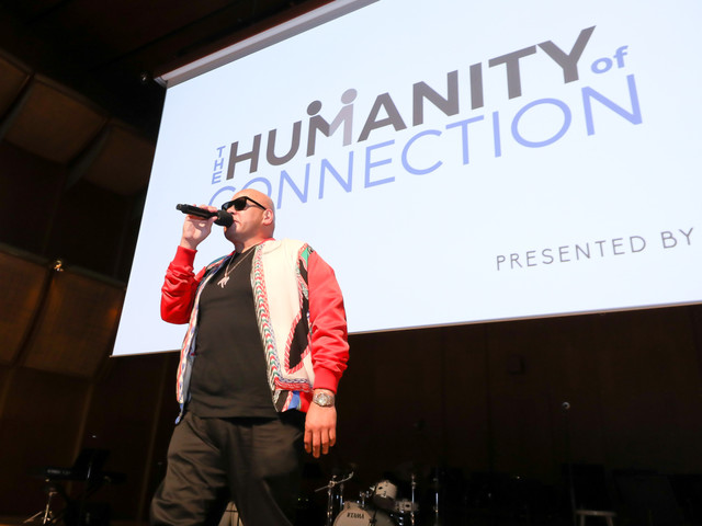 Fat Joe Helps Celebrate Latinx Culture At The AT&T Humanity Of Connection Awards