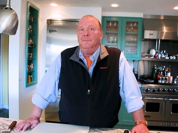 Mario Batali Accused Of Sexual Misconduct, Steps Away From His Restaurants