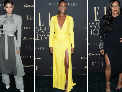 Who Looked More Bangin' At ELLE Women In Hollywood 2019?