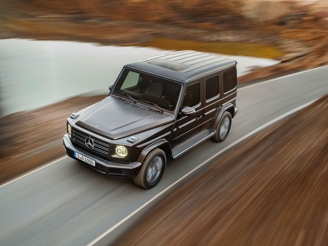 2019 Mercedes G-Class Unveiled, India Bound