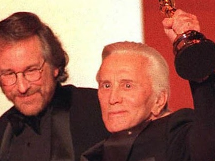Steven Spielberg Pays Tribute To Kirk Douglas Who Has Passed Away, Age 103