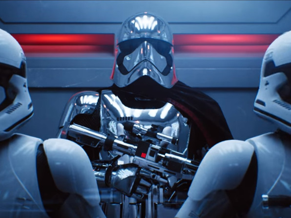 Epic Games, ILMxLAB and NVIDIA Show Off Star Wars Video Using Real Time Raytracing