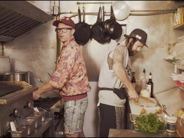 Bondi Hipsters gaan pret maken in Portland