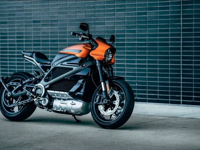 Harley-Davidson LiveWire Production Suspended