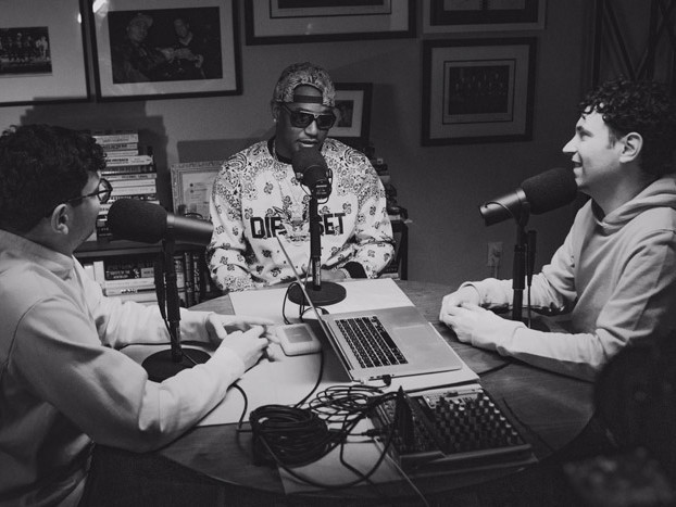 Cam'ron, Bun B, Tinashe & Cord Jefferson Waste Time with ItsTheReal