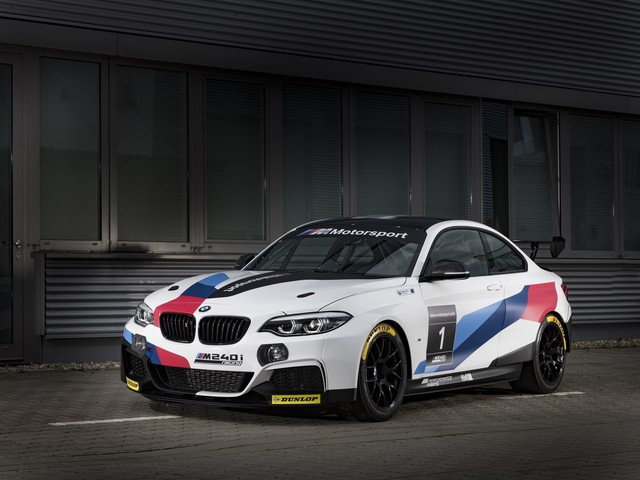 BMW M2 Competition Customer Racing Car Is In Development