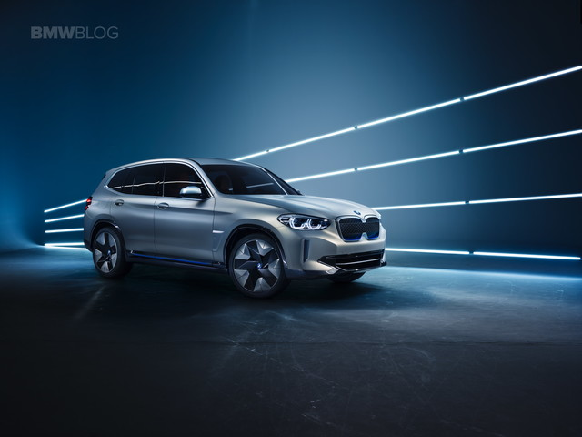 BMW iX3 Concept Stars in First Videos, Offers Better Glimpse on Design