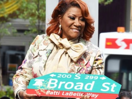 If Only You Knew: Patti LaBelle Honored With Her Own Street In Philadelphia, But The City Spelled Her Name Wrong