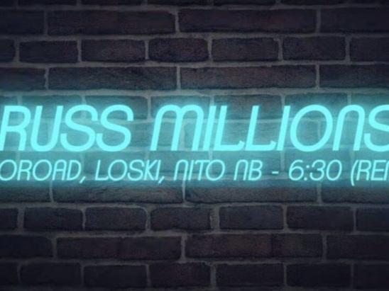 "Russ Millions Drops ""6.30 (Remix)"" with Nito NB, DoRoad & Loski — Listen"