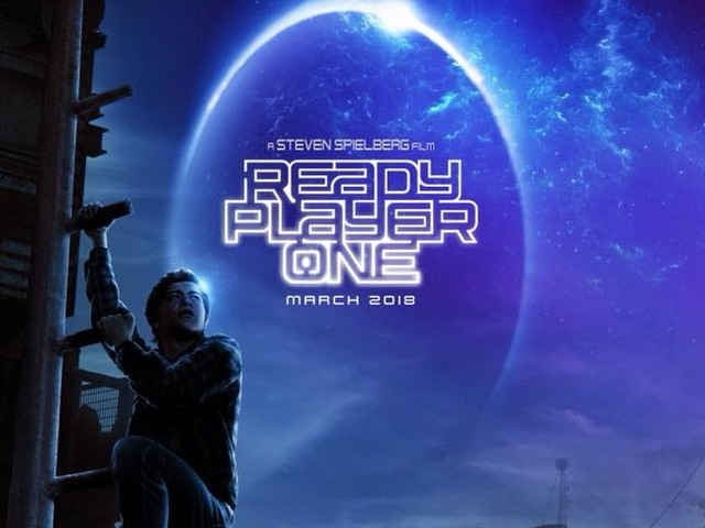 New Trailer For Ready Player One. Watch It Here